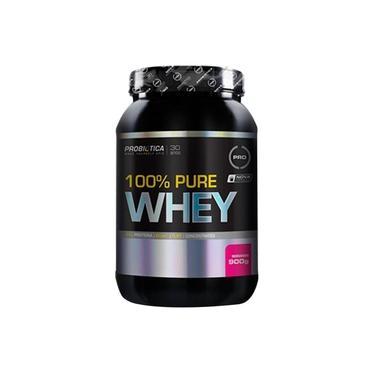 100% Pure Whey Protein Probiótica - 900g