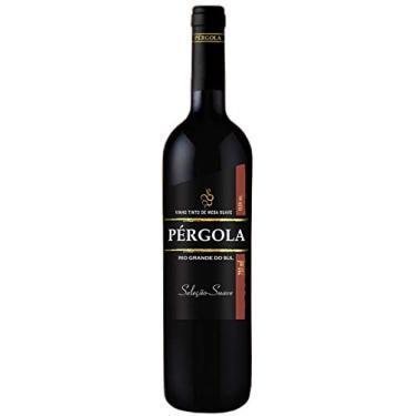 Vinho Pérgola Tinto Suave 750 ml