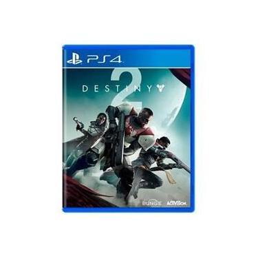 Novo: Jogo Destiny 2 - PS4