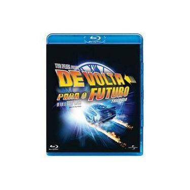 Imagem de Blu-ray - De Volta Para o Futuro - Coleção Completa