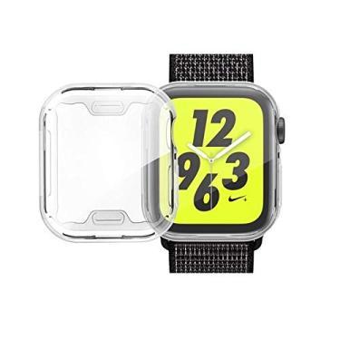 Capa Case Para Apple Watch Tpu Proteção 360 Series 1 2 3 4 tamanho 42mm