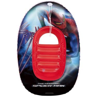 Bote Inflável Infantil Bestway SpiderMan para Piscina