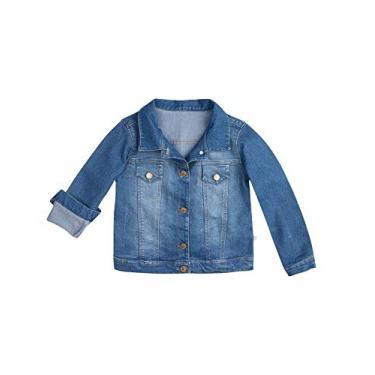 Jaqueta Jeans Infantil Hering Kids C82plusej