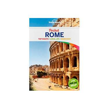 Lonely Planet Pocket Rome - Lonely Planet - 9781742208862
