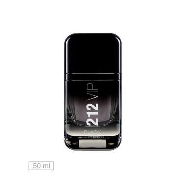b5710cb1bdc60 Perfume Carolina Herrera 212 VIP Black 50ml CarolinaHerrera65116797  masculino