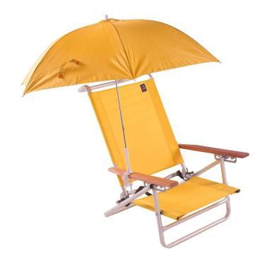 Guarda Sol Clamp 1,16m P/ Cadeira Praia Verão Bel 15600