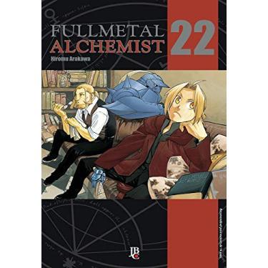 Fullmetal Alchemist 22 - Hiromu Arakawa - 9788545707288