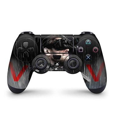 Skin Adesivo para PS4 Controle - Metal Gear Solid V