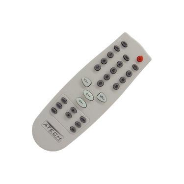 Controle Remoto Compatível Receptor Orbisat S2200 Plus
