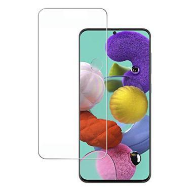 [2 unidades] Protetor de tela para Samsung Galaxy A Quantum, protetor de tela de vidro temperado Galaxy A Quantum, protetor de tela transparente HD para Samsung Galaxy A Quantum