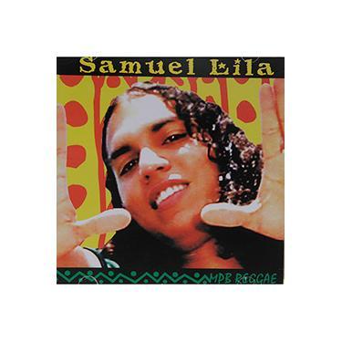 Imagem de CD Samuel Lima - MPB Reggae