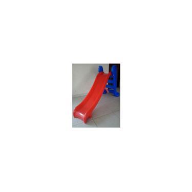 Imagem de Escorregador Infantil de Plástico - Vermelho com Azul