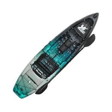 Caiaque Combat Fishing 30Kg Capacidade 210kg com Banco Pro