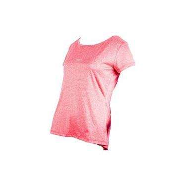 Camiseta Speedo Feminina Blend Mescla Coral