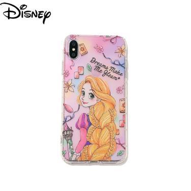 Disney mickey princesa neve branca silicone caso de telefone para iphone 11 pro xs max 12 12pro