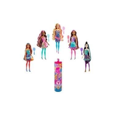 Imagem de Boneca Surpresa Barbie Color Reveal Festa Mattel