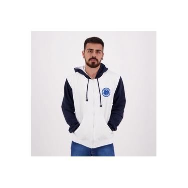 Jaqueta Cruzeiro Branca
