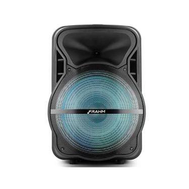 Caixa de Som Amplificada Frahm CM 950 BT 450W Bluetooth USB/SD Radio FM Bivolt
