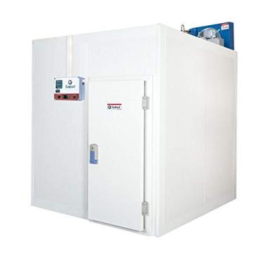 Câmara Fria Gallant 2x2 Resfriado s/Piso Cond Danf 220VMon