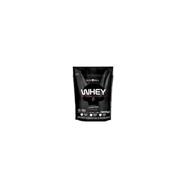 Whey Protein Refil 900g Concentrado Isolado Hidrolisado - Black Skull Importado