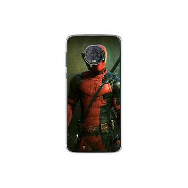 Capa para Moto G6 - Deadpool 6