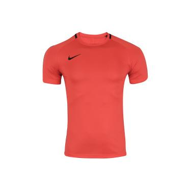 Camiseta Nike Academy - Masculina - LARANJA ESCURO Nike f2d1dec265598