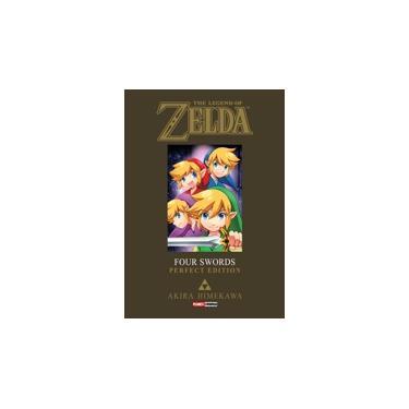 The Legend Of Zelda: Four Swords - Akira Himekawa - 9788542613070