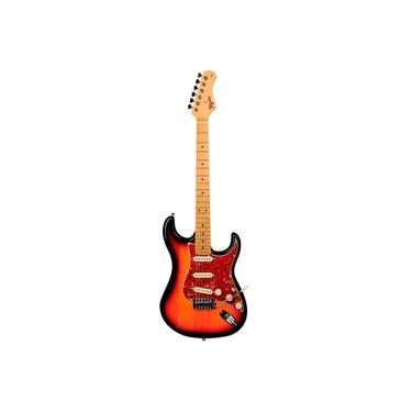Imagem de Guitarra Tagima Woodstock Stratocaster TG530 Sunburst