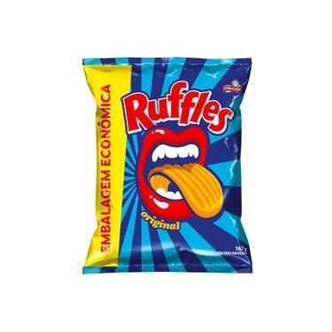 Batata Ruffles Original 167g - Elma Chips