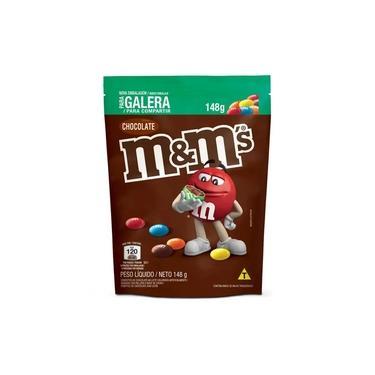 Confeito M&Ms Chocolate ao Leite 148g Mars