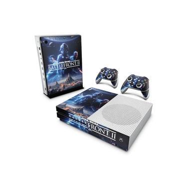 Skin Adesivo para Xbox One Slim - Star Wars - Battlefront 2