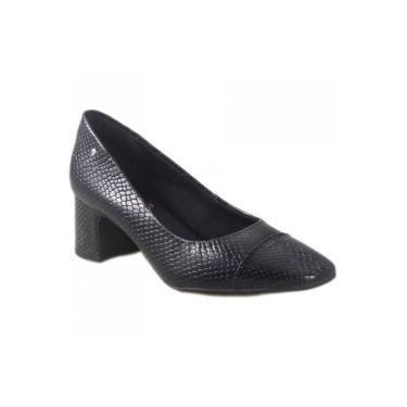 Sapato Parô Couro Snake 11971817