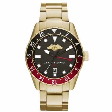 0dddbe7f738 Relógio Armani Exchange Limited Edition Troca Pulseiras Analógico Masculino  AX7007 4PN