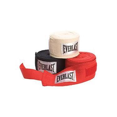 Conjunto de Bandagem Everlast 3 Peças 4,60m Spandex
