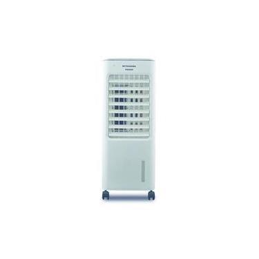 Climatizador Frozen 7,5L 3 EM 1 Com Timer 3 Velocidades e Controle Remoto Branco 220V MITSUSHIBA