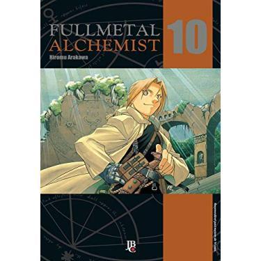 Fullmetal Alchemist - Volume 10 - Hiromu Arakawa - 9788545702849