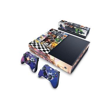 Skin Adesivo para Xbox One Fat - Kingdom Hearts
