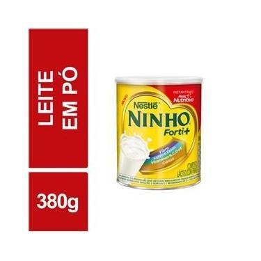 Leite Pó Instantâneo Forti+ Ninho 380g Lata