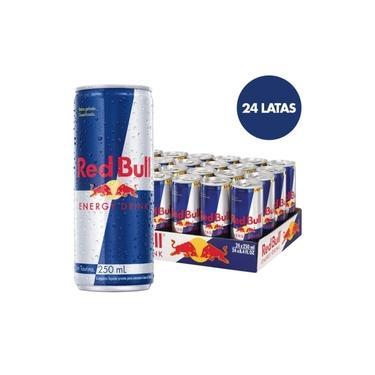 Red Bull Energy Drink - 24 Latas
