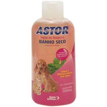 Astor Banho a Seco para Cães - 500 ml