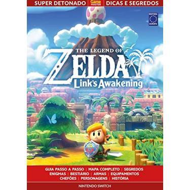 Super Detonado Dicas e Segredos - The Legend of Zelda Links Awakening: Livro Super Detonado Dicas e Segredos