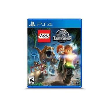 Lego Jurassic World - PS4 (Dublado em Português)