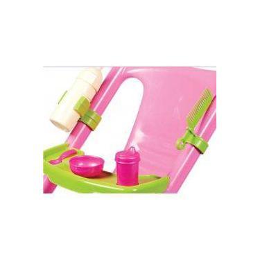 Imagem de Carrinho de Boneca Baby Car Papinha 867 - Magic Toys