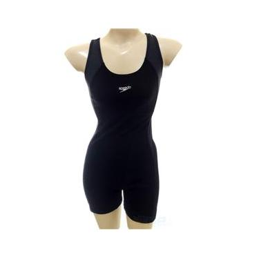 Macaquinho Speedo Hidroginastica Cross