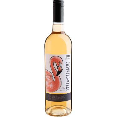 Vinho Rosé -  Animal Sauvage Syrah-Grenache Rosado 2019  - França Domaine du Père Guillot