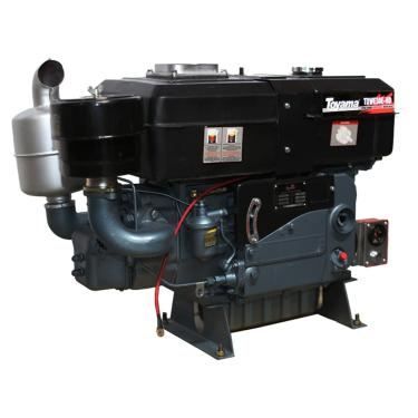 Motor Á Diesel Refrigerado Á Água 4T Partida Elétrica Tdwe30e-Hd Toyama
