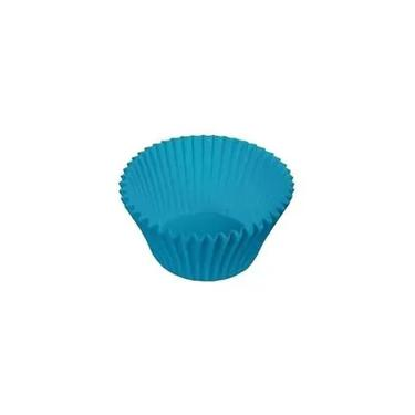 Forma Forneável Minicupcake Azul Royal 54 Un Ultrafest