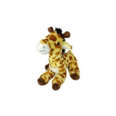Imagem de Girafa De Pelúcia Safari Sentada