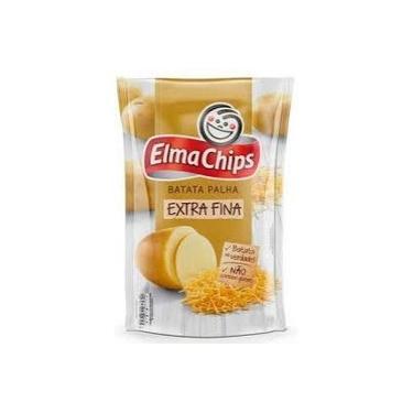 Batata Palha Elma Chips Ex Fina 100g