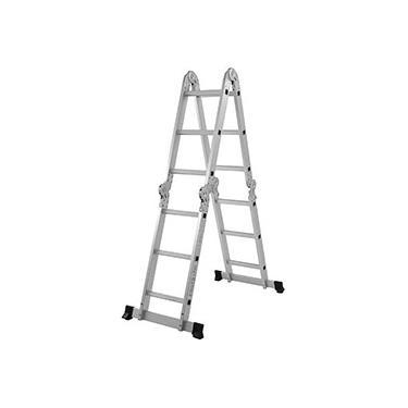 Imagem de Escada Multifuncional 4x3 12 degraus - Mor